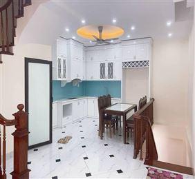 Nhà đẹp Long Biên, lô góc, ô tô, tân cổ điển, DT 55m2, MT 4m, 7.1 tỷ
