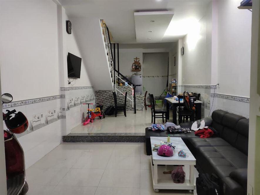 Nhà giá rẻ SHR Nguyễn Văn Đậu P11 Bình Thạnh 3 tầng 49m2 giá 5,1 tỷ