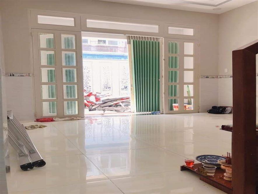 Bán nhà HXH Nguyễn Trung Trực P5 Bình Thạnh 3 tầng 46m2 giá 5 tỷ
