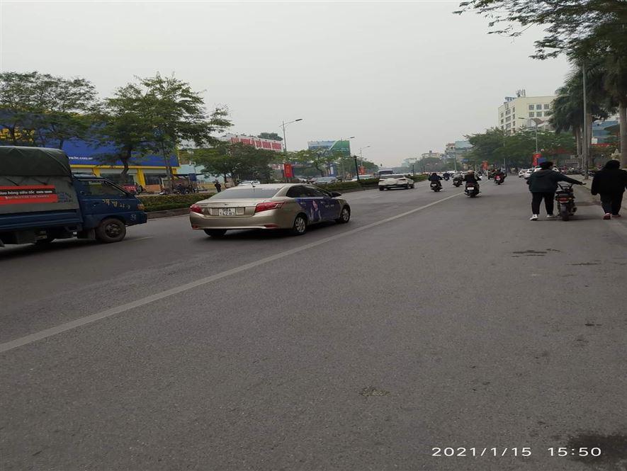 Bán mảnh đất mặt đường Nguyễn Văn Cừ - kinh doanh siêu đỉnh