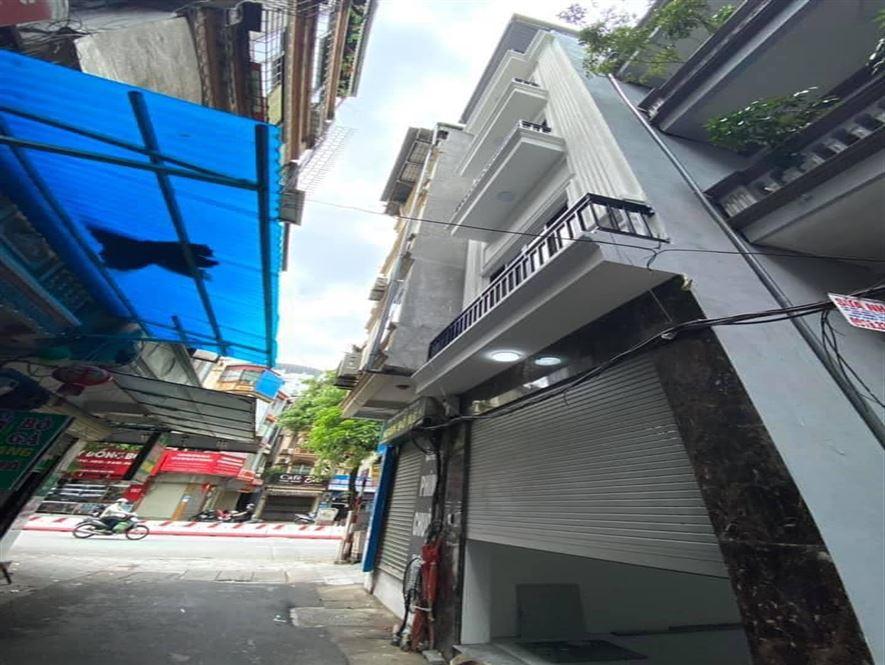 Bán nhà Lê Thanh Nghị, oto tránh, KD, DT 50tr, 65mx5T,mt 4m, 16.95 tỷ