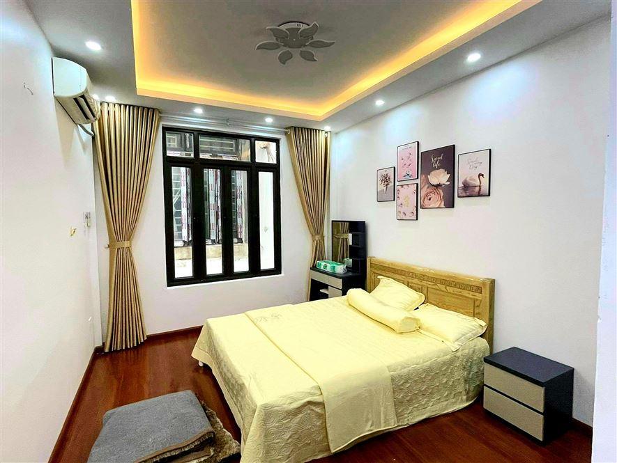 Bán nhà phố Lương Khánh Thiện, nhà mới đẹp, ngõ nông, 10m ra đường ô tô,