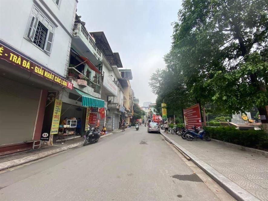 Siêu phẩm măt phố Lương Khánh Thiện, Tân Mai 5T MT 4.1m hơn 8 tỷ