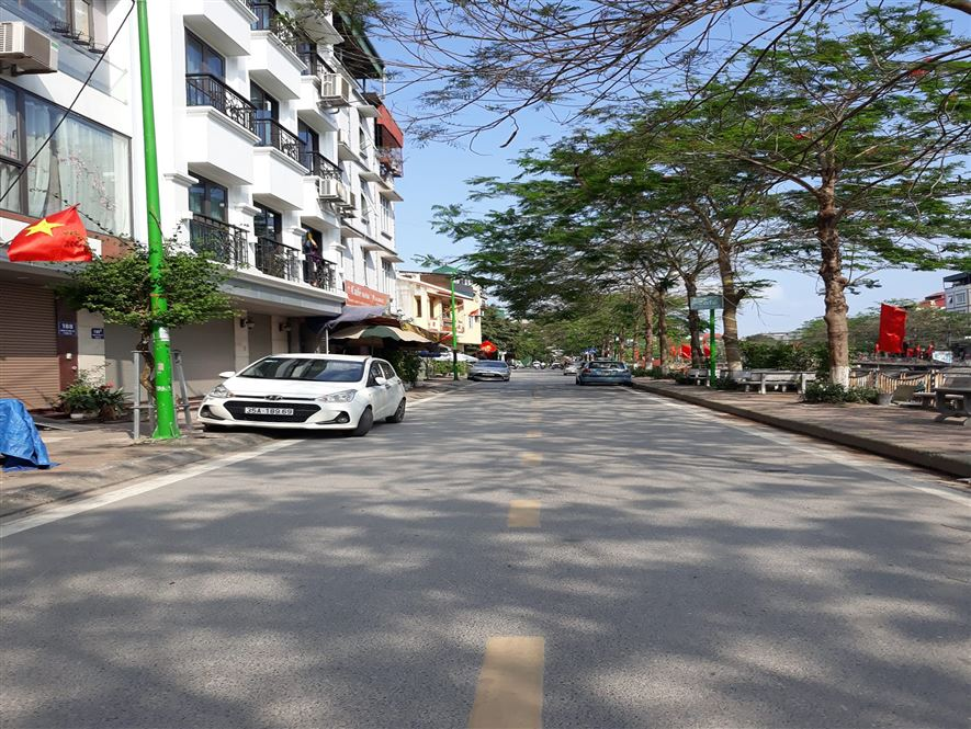 Mặt phố Bờ Sông Sét, Trần Đại Nghĩa kéo dài 55m2 hơn 6 tỷ