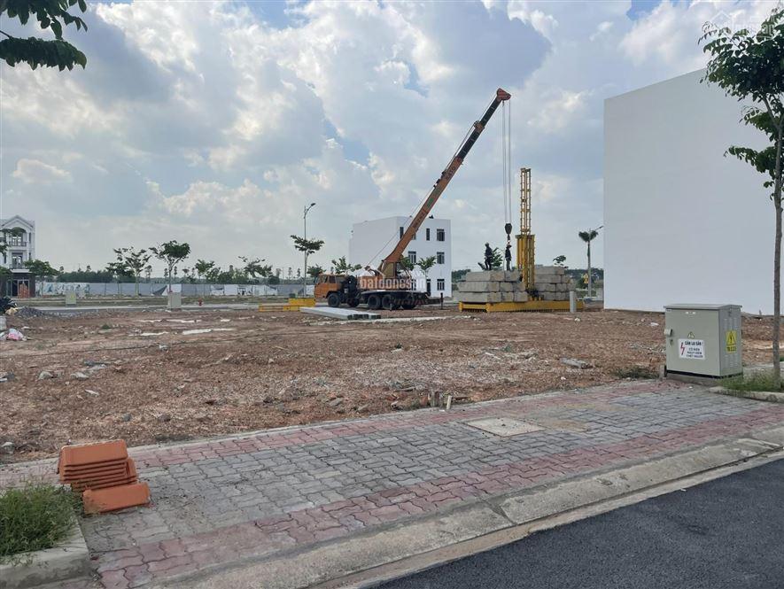 Đất đẹp Phú Chánh, ngay mặt tiền DT 742 LK KCN Vsip 2, giá rẻ đầu tư