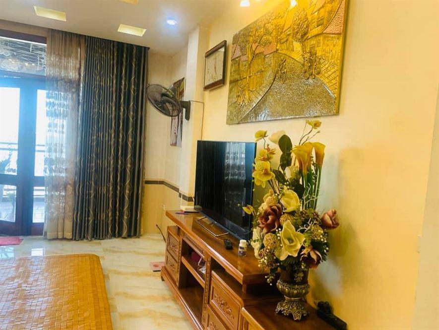 Nhà đẹp Hoàng Như Tiếp Long Biên 74m2x4 tầng, ôtô kinh doanh nhỉnh 7 tỷ