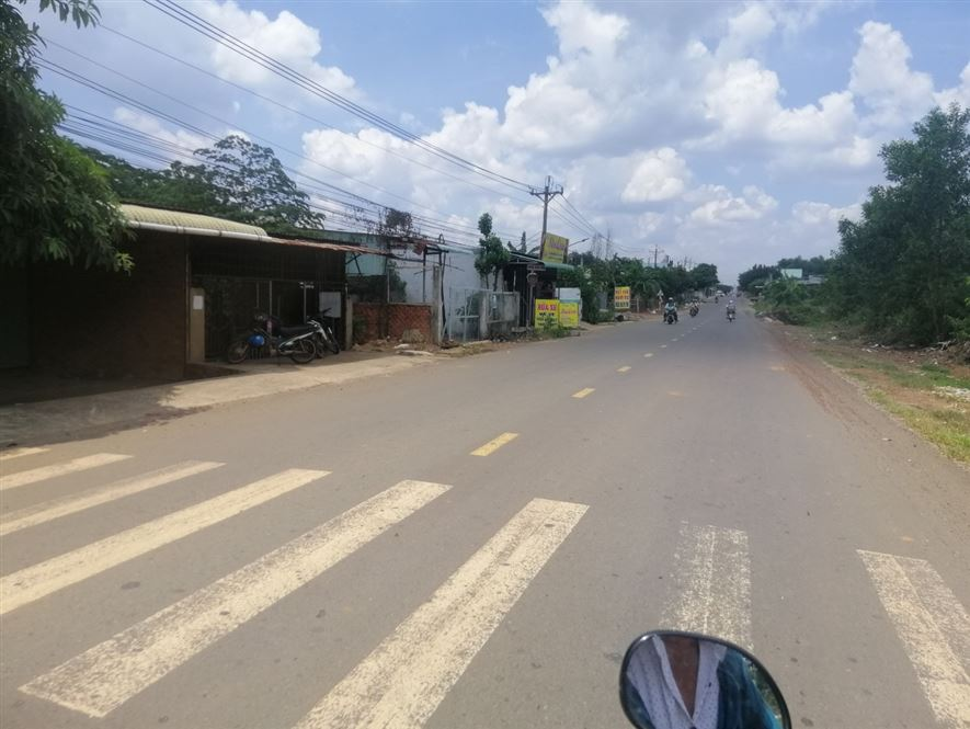 Kẹt tiền trả lương nhân viên bán nền đất đường DT 749A