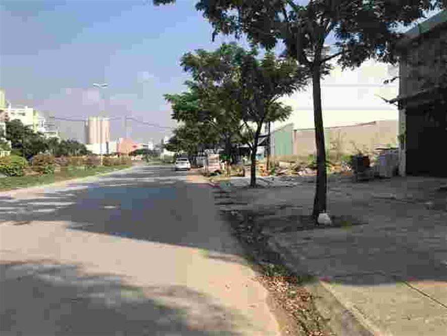 Đất 100m2, MT 13 gần UBND P. An Điền