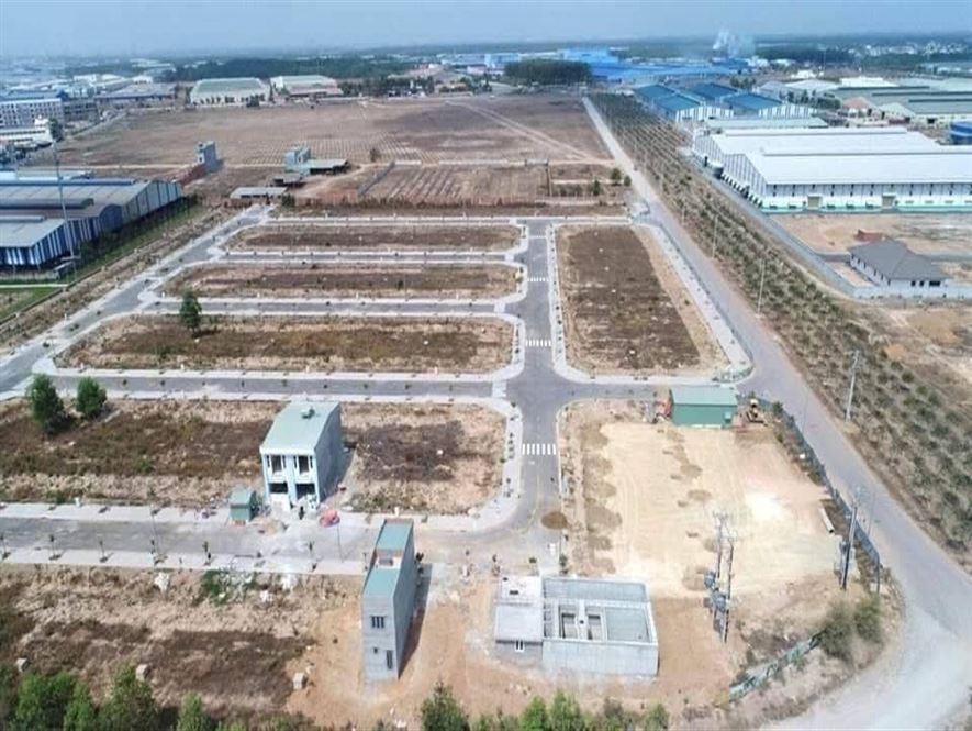 Bán 2 nền tái định cư tại khu đô thị liên Xưởng Đài Loan Bình Dương