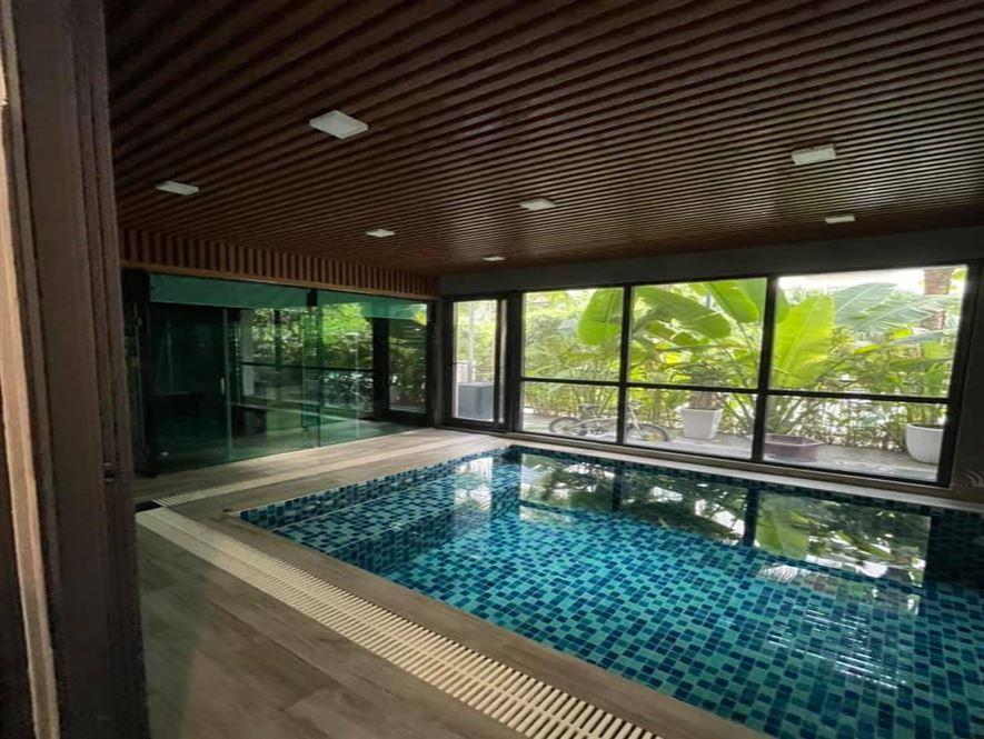 Biệt thự PanDora Triều Khúc căn góc, vườn hoa, nội thất đẹp có bể bơi