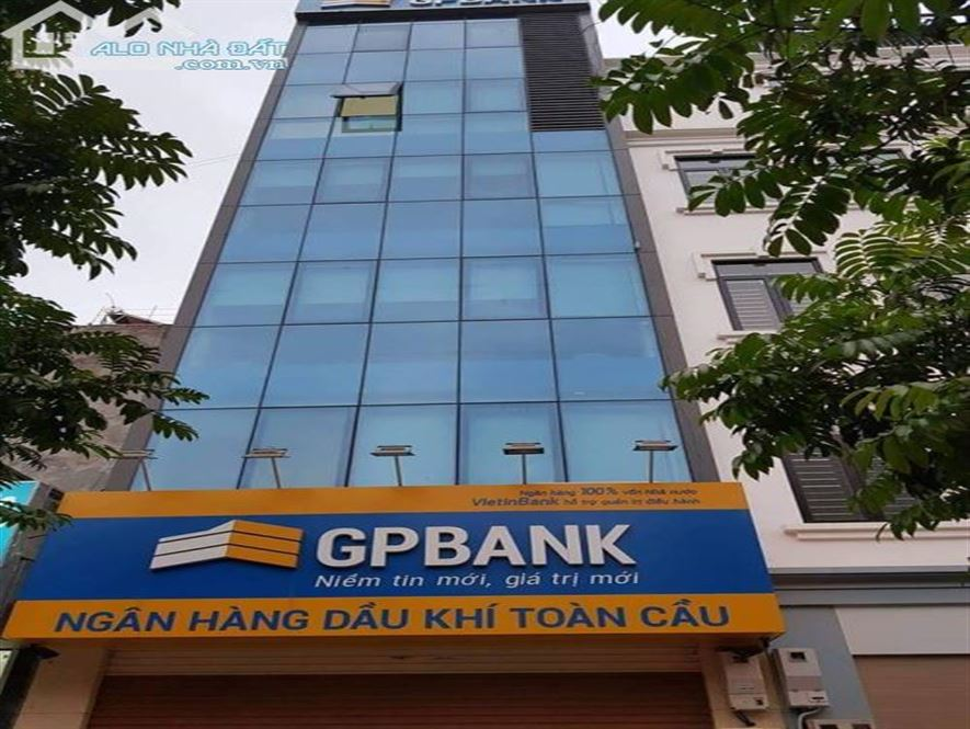 Bán nhà MP Trung Kính- Cầu Giấy 8 tầng, 100m, trụ sở bank, giá giảm mạnh
