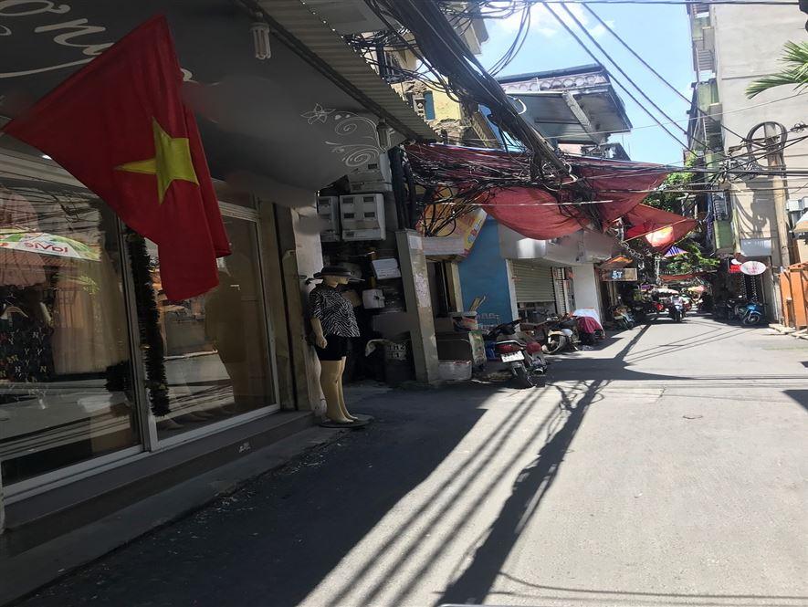 Bán mảnh đất cực hiếm 50m tại Lê Quang Đạo, ô tô tránh 10m, chỉ 2.35 tỷ