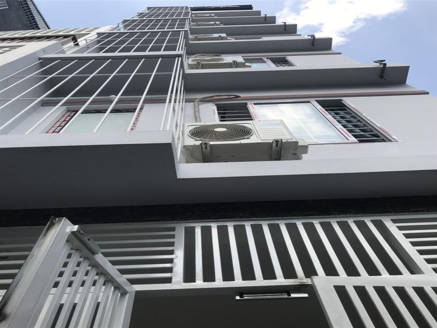 CCMini Yên Xá 45m2x 7 tầng gồm 12 phòng khép kín. Giá chào 4,5 tỷ.