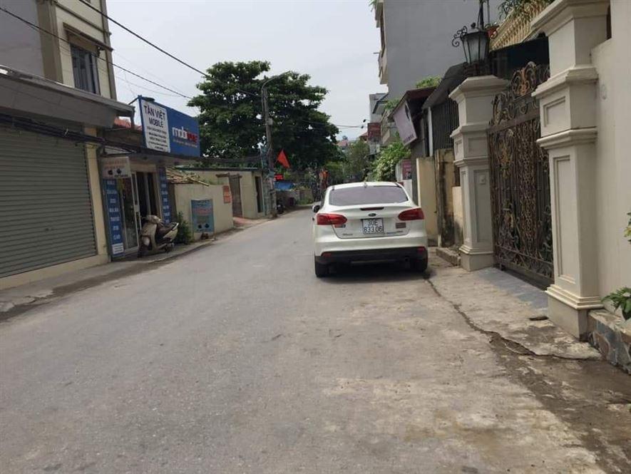 Bán 50m2 Đất đẹp tại Ninh Xá Ninh Sở Thường Tín, ô tô, MT 4m, ngõ thông