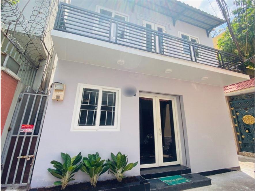 Bán nhà mới căn góc 5m HXH Nguyễn Văn Nghi, P.7, GV 36m2 giá 3,7 tỷ