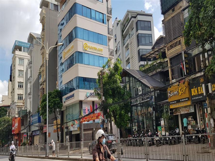 Bán nhà mặt phố Vũ Trọng Phụng,Thanh Xuân,102m 5 tầng,MT 8.6m,28 tỷ.